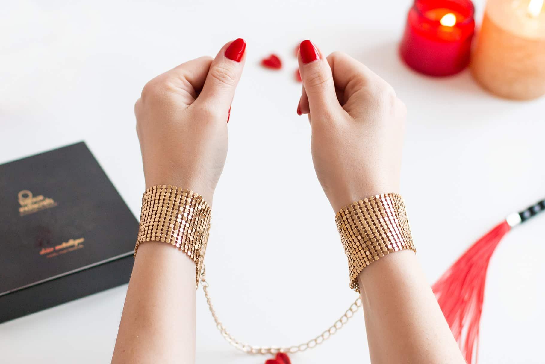 Bijoux Indiscrets Désir Métallique – biżuteria i kajdanki w jednym | Recenzja