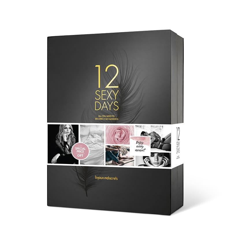 bijoux indiscrets 12 sexy days kalendarz z gadzetami i kosmetykami erotycznymi 1