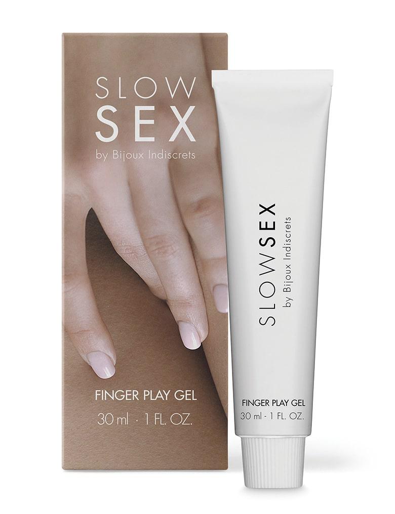 bijoux indiscrets slow sex zel do pieszczot palcami 2