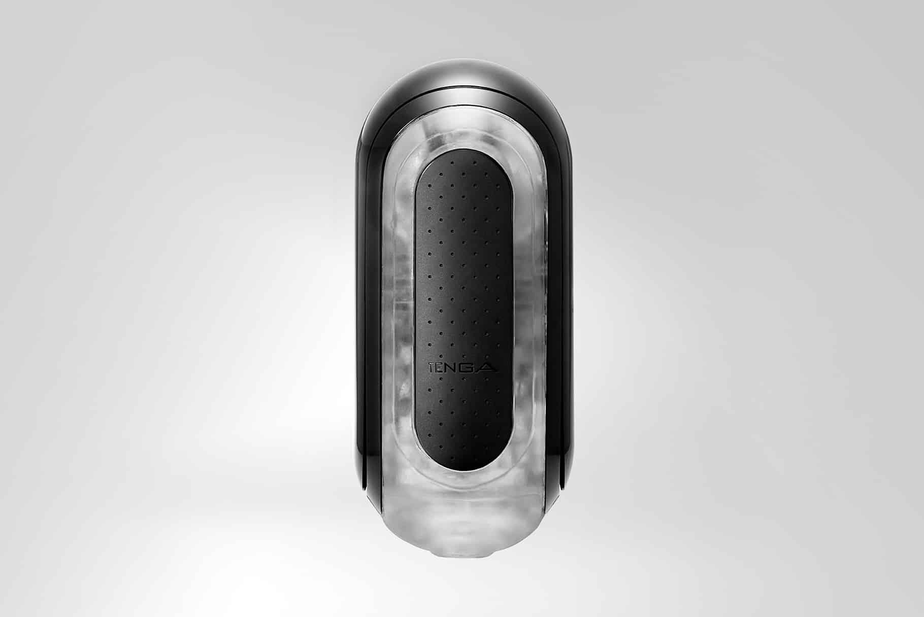 Tenga Flip Zero futurystyczny masturbator z otwieraną obudową | Recenzja