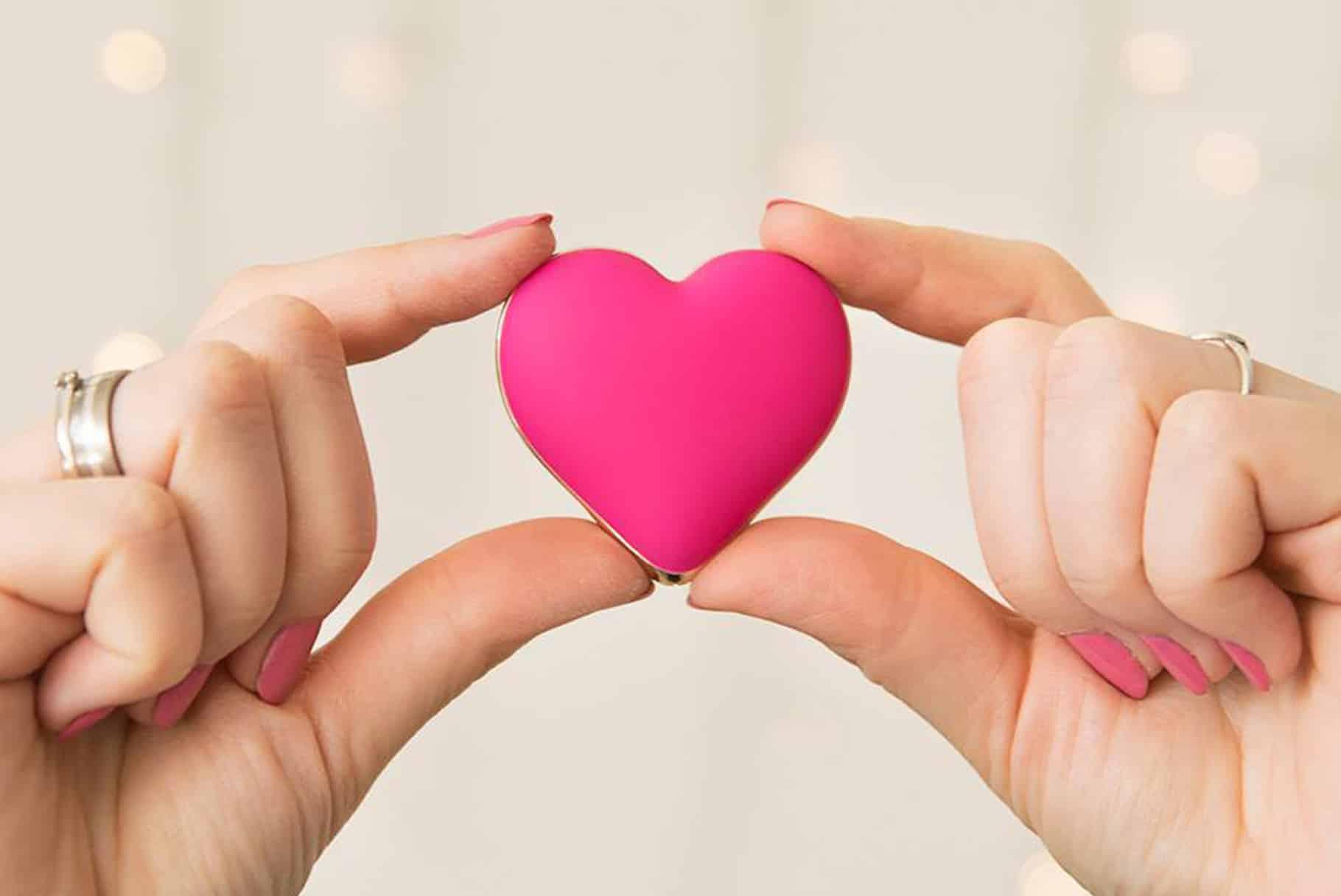 Rianne S Heart Vibe wibrujące serduszko do masażu łechtaczki | Recenzja