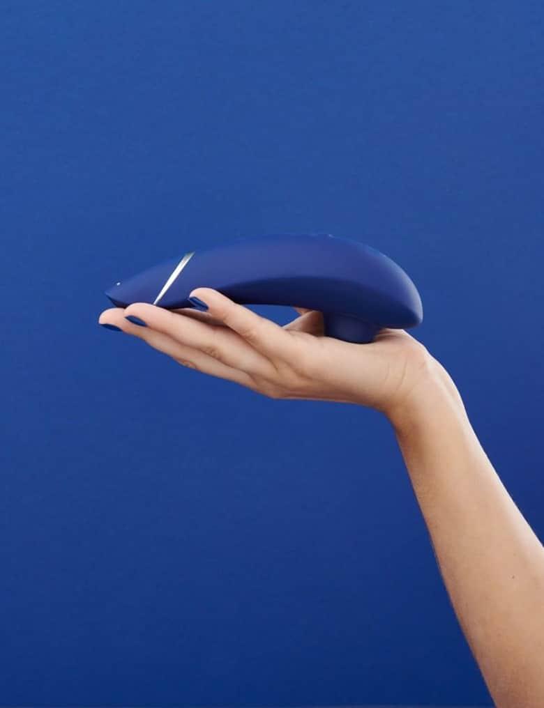 bezdotykowy masażer Womanizer Premium