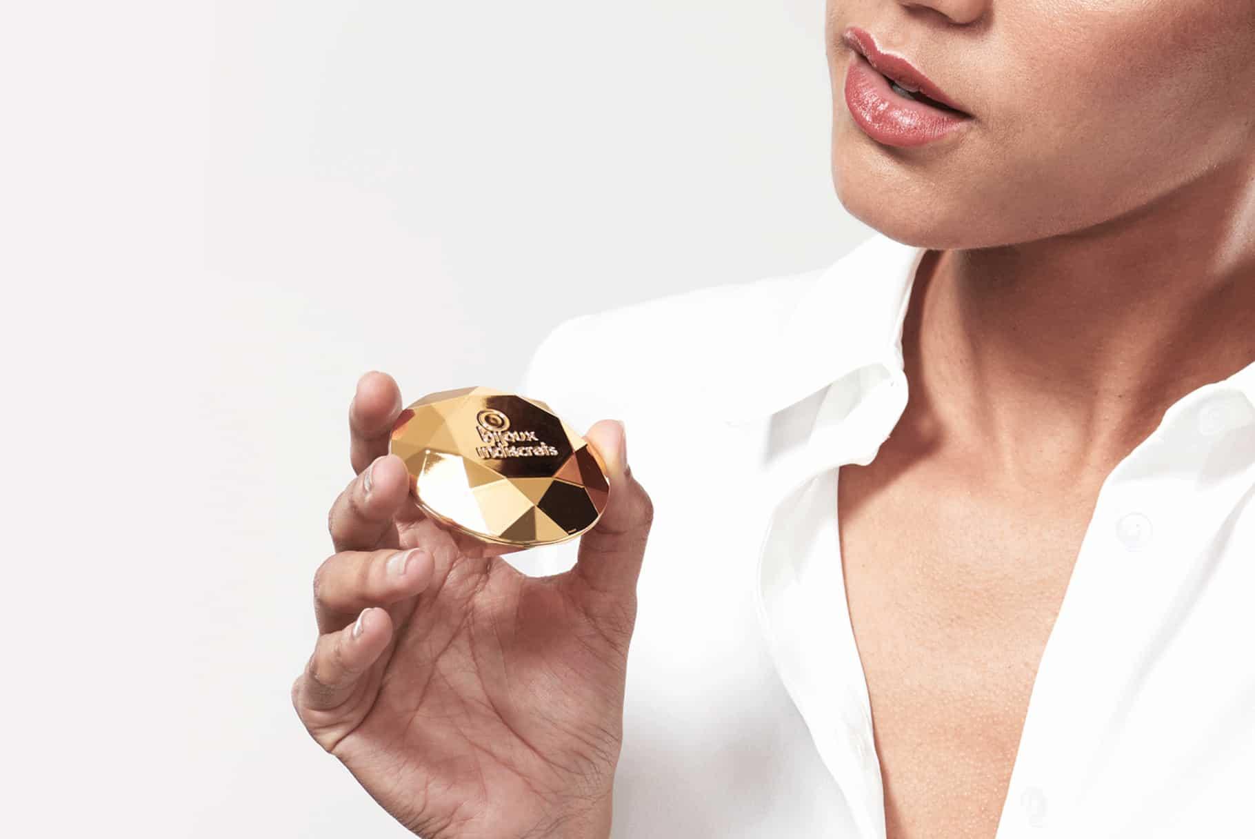 Wibrujący diament Bijoux Indiscrets Twenty One, najpiękniejszy prezent dla samej siebie   Recenzja