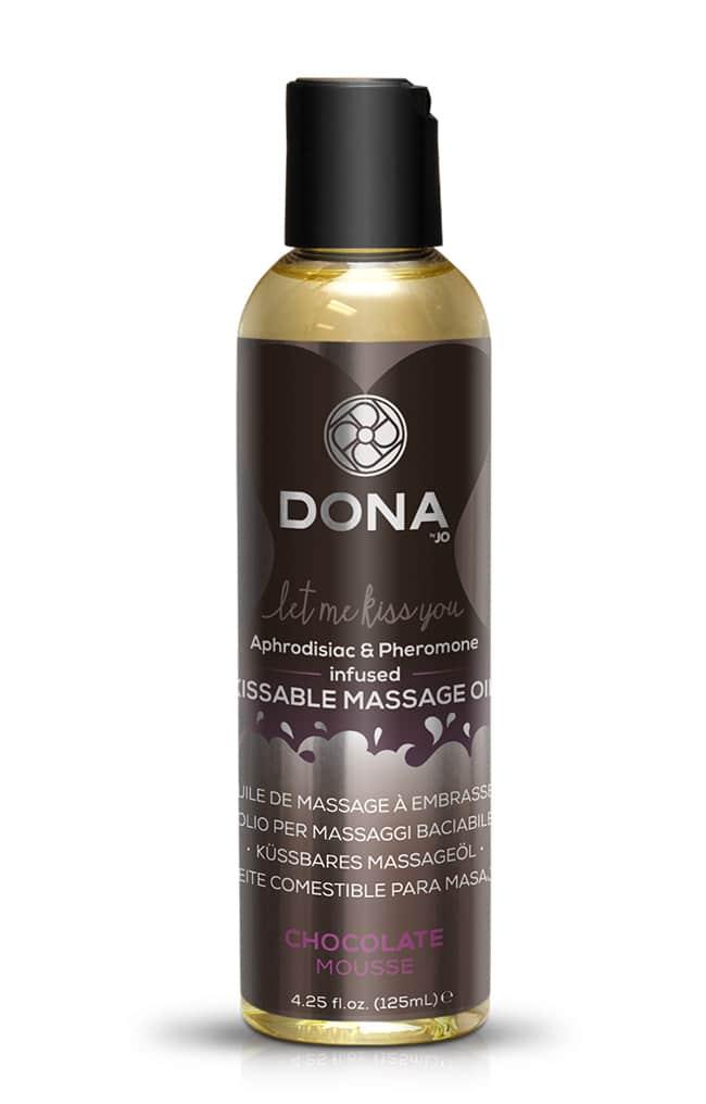dona olejek do masazu czekoladowy 1