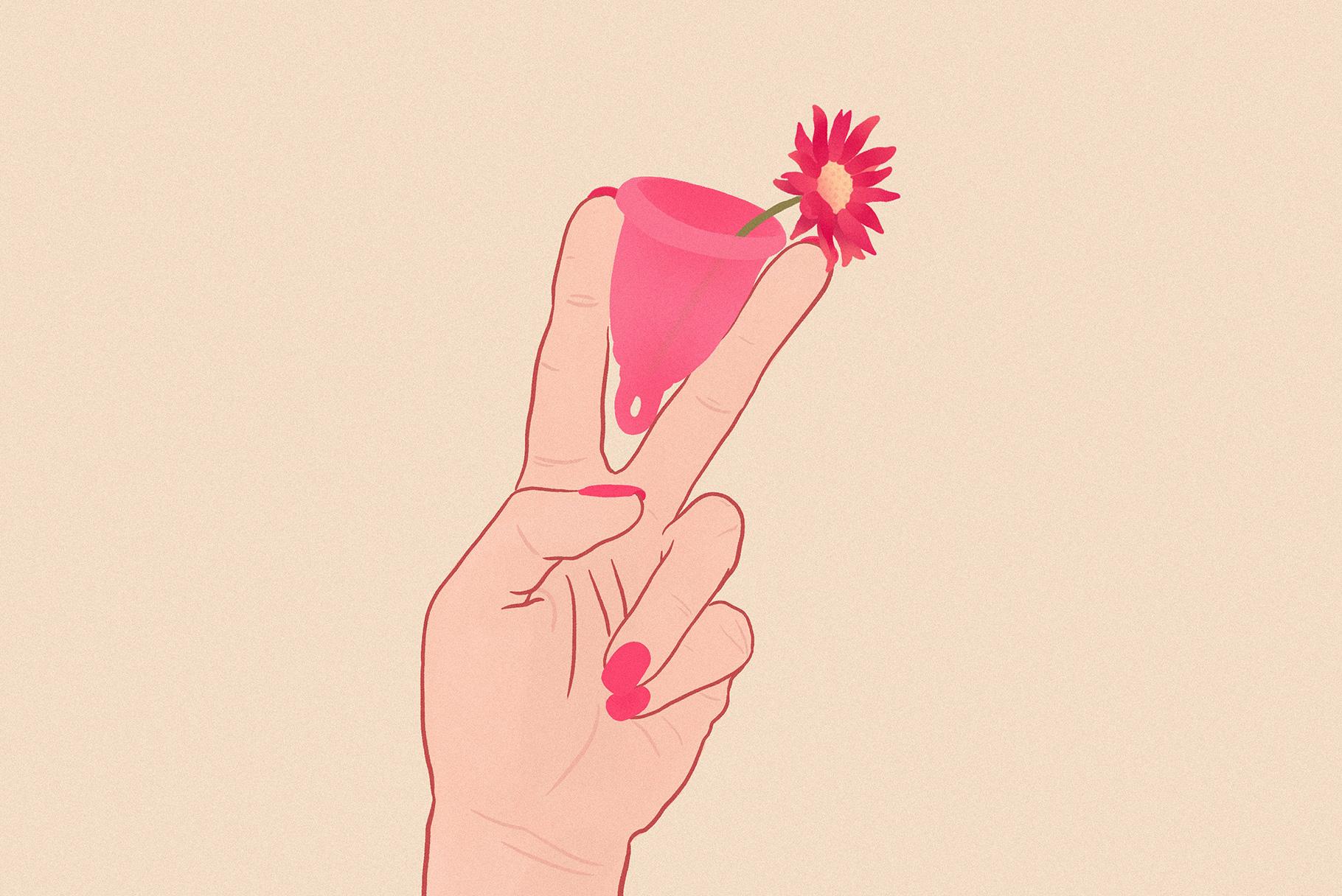 Kubeczki menstruacyjne – jak używać, jak czyścić i jaki rozmiar wybrać? | Poradnik