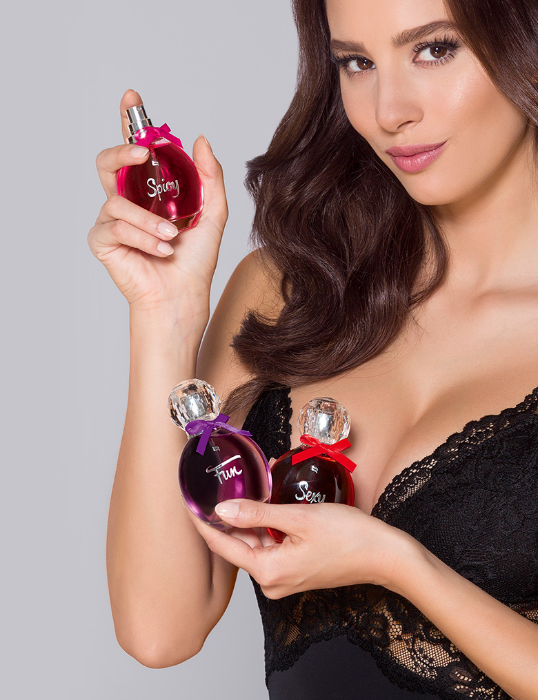 Obsessive perfumy