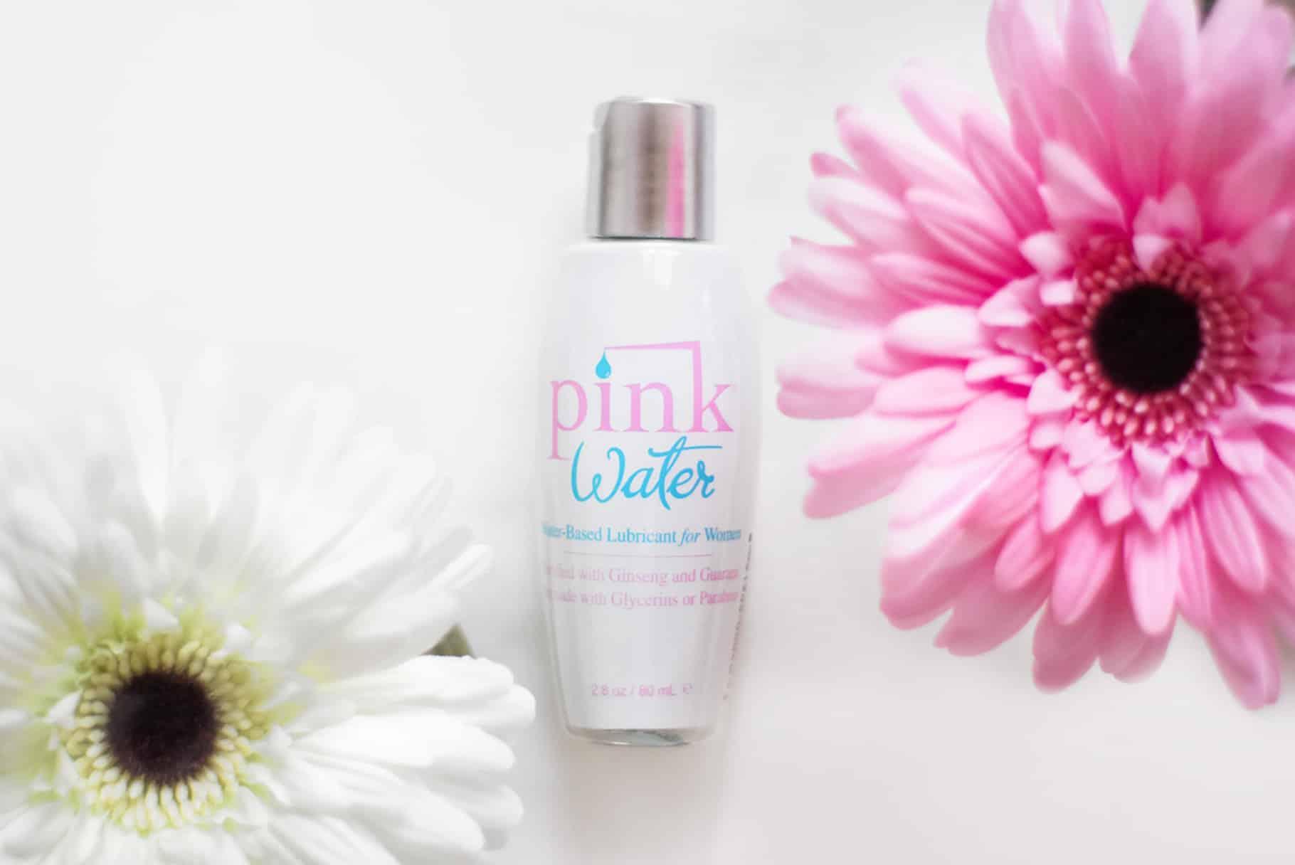 Pink Water – delikatny lubrykant dla każdego! | Recenzja