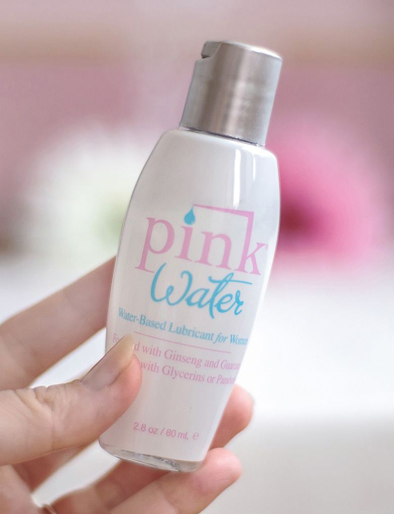 pink water lubrykant na bazie wody 2
