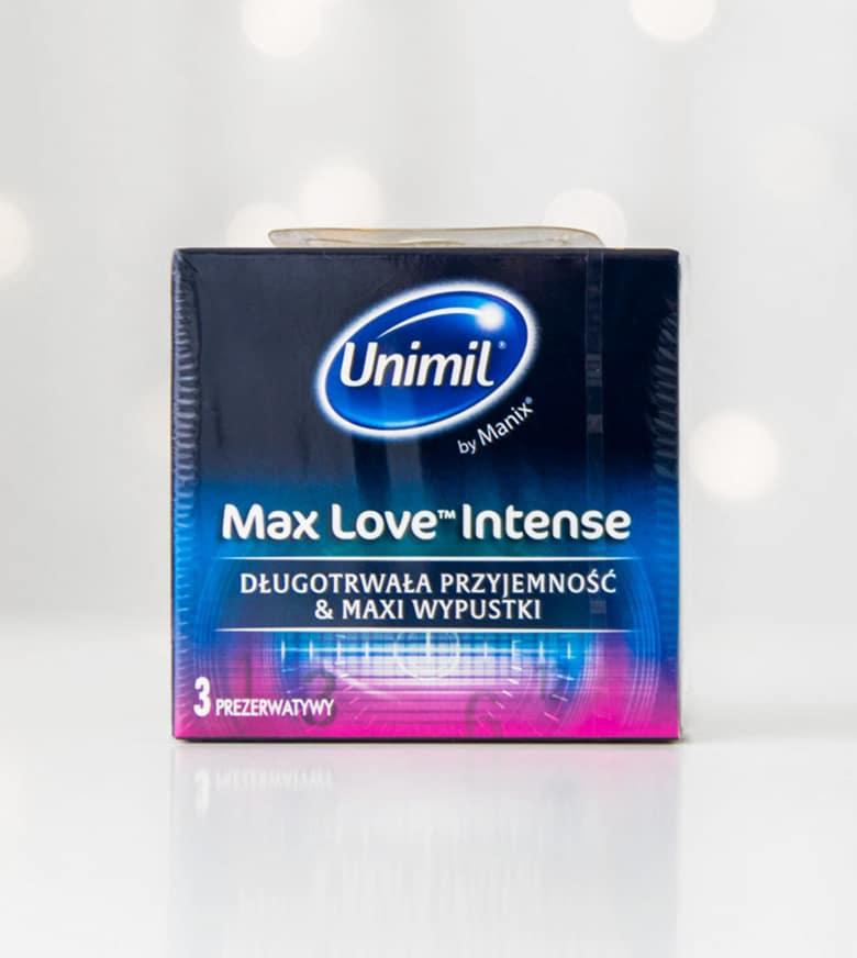prezerwatywy Max Love Intense