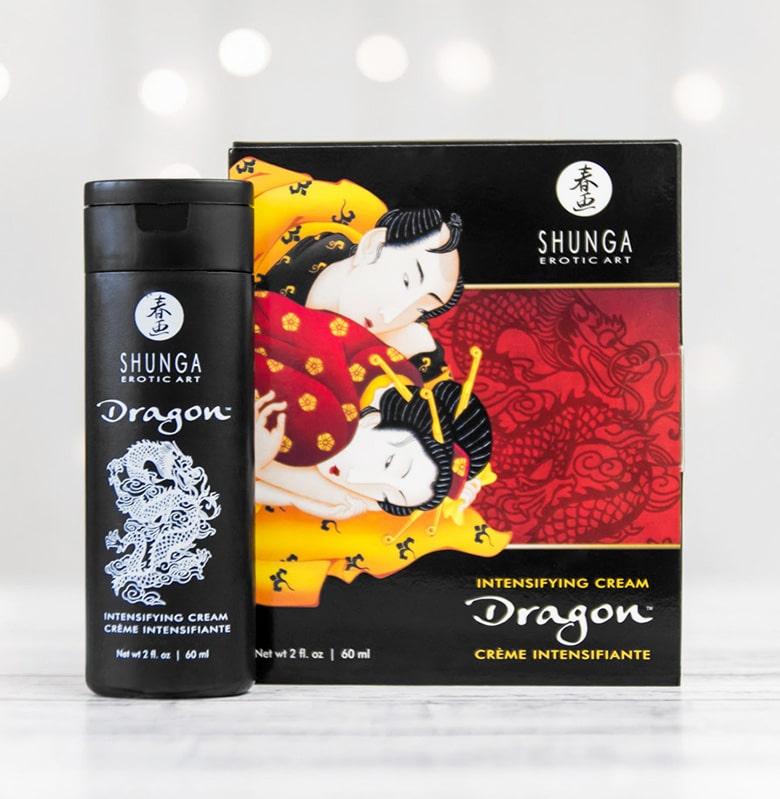 krem dla par Dragon