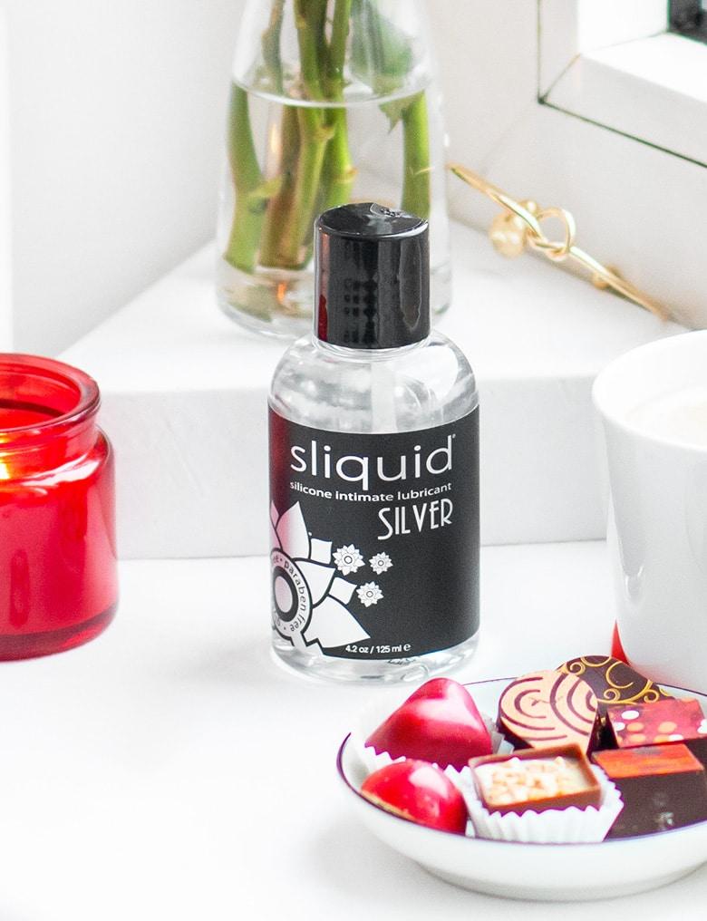 sliquid silver lubrykant silikonowy 3