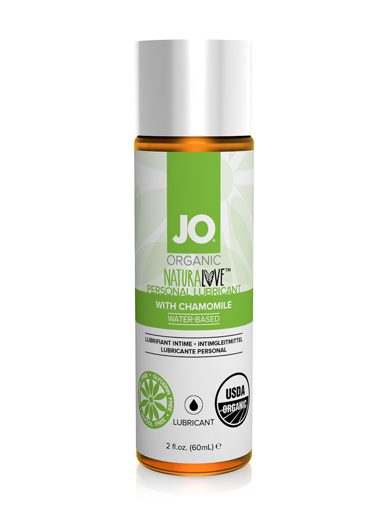 system jo natural love lubrykant z rumiankiem 5