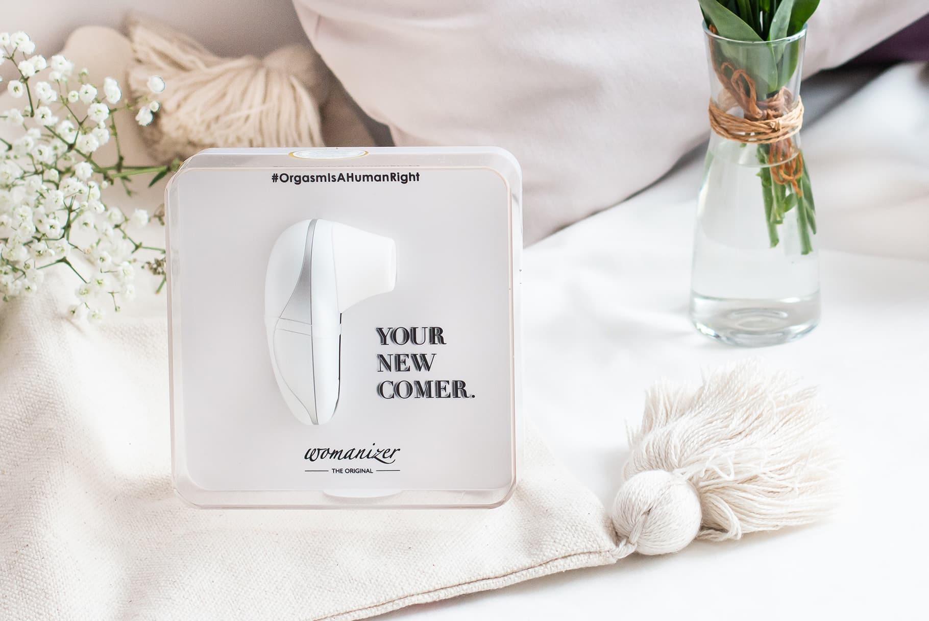 Bezdotykowy masażer łechtaczki Womanizer Starlet – bardzo efektywny, bardziej dostępny | Recenzja