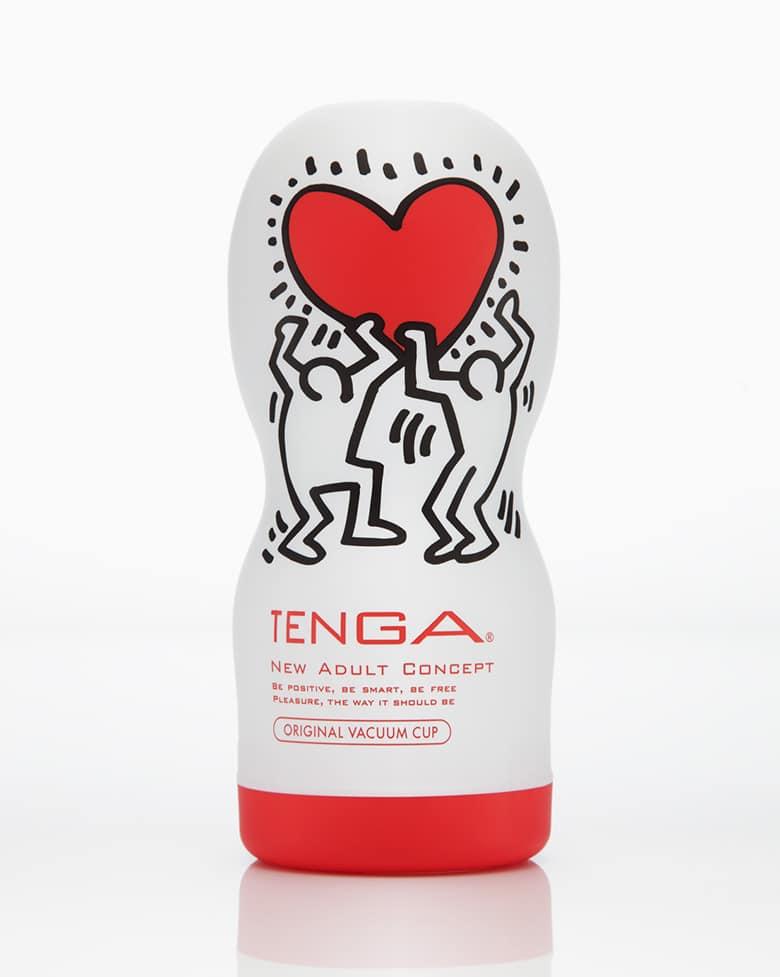 masturbator Tenga Keith Haring