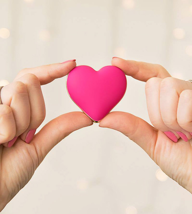 wibrujące serduszko Heart Vibe