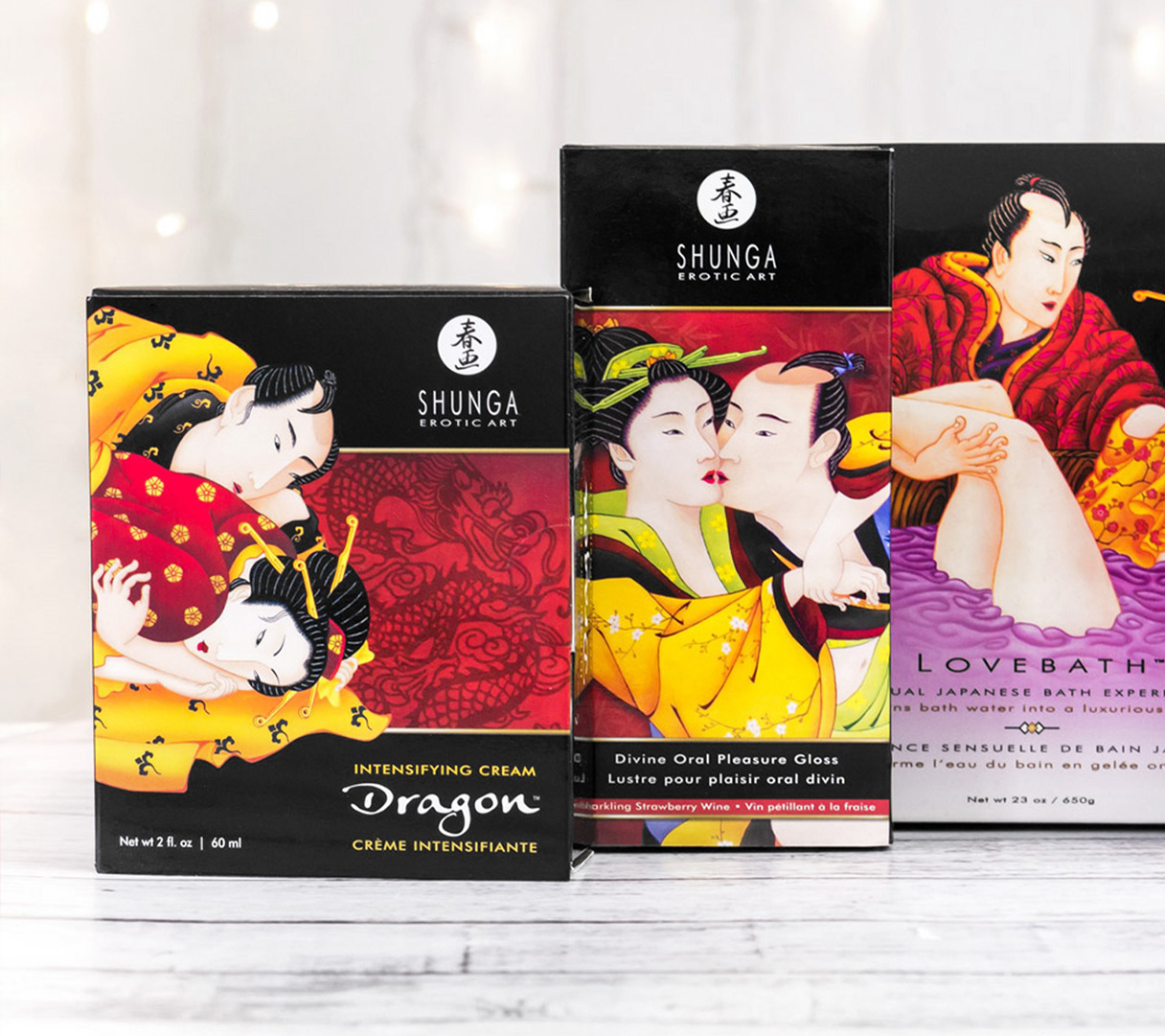 shunga kosmetyki do gry wstepnej opakowanie 1b